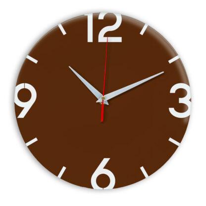 Настенные часы Ideal 941 коричневый
