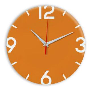 Настенные часы Ideal 941 оранжевый