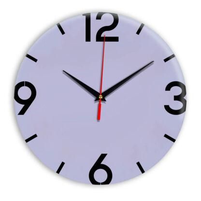 Настенные часы Ideal 941 сиреневый светлый