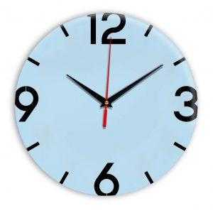 Настенные часы Ideal 941 светло-голубой