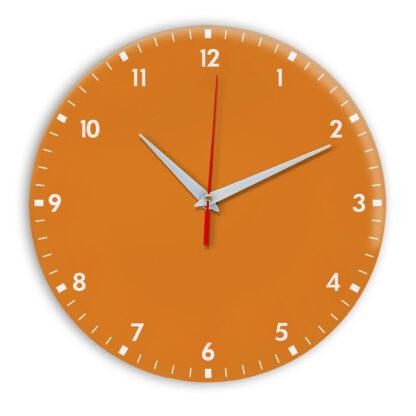 Настенные часы Ideal 942 оранжевый