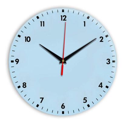 Настенные часы Ideal 942 светло-голубой