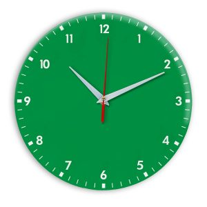 Настенные часы Ideal 942 зеленый