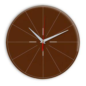 Настенные часы Ideal 954 коричневый