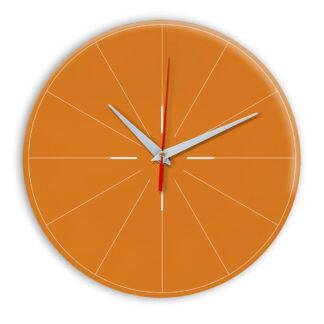 Настенные часы Ideal 954 оранжевый
