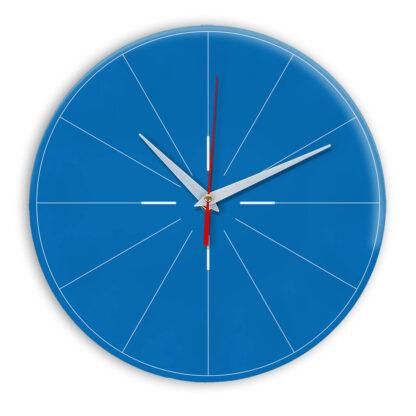 Настенные часы Ideal 954 синий