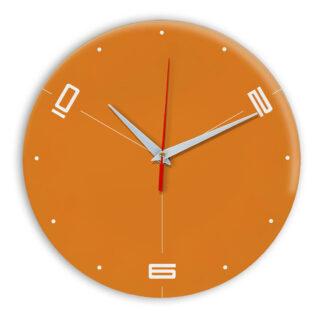 Настенные часы Ideal 955 оранжевый