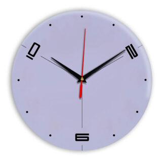 Настенные часы Ideal 955 сиреневый светлый