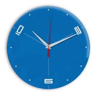 Настенные часы Ideal 955 синий