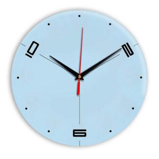 Настенные часы Ideal 955 светло-голубой