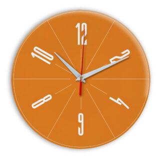 Настенные часы Ideal 956 оранжевый