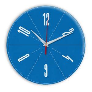 Настенные часы Ideal 956 синий