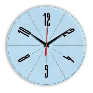 Настенные часы Ideal 956 светло-голубой