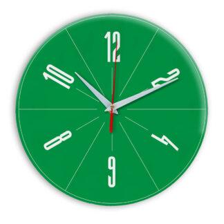 Настенные часы Ideal 956 зеленый