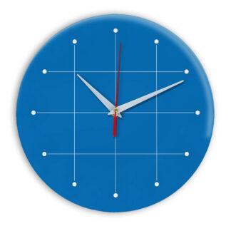 Настенные часы Ideal 957 синий
