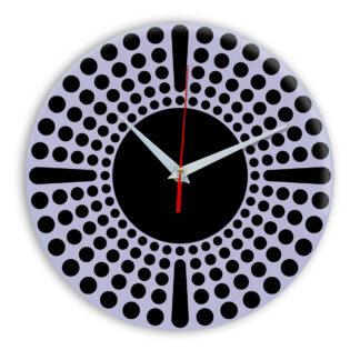 Настенные часы Ideal 958 сиреневый светлый