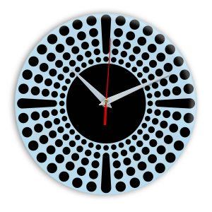 Настенные часы Ideal 958 светло-голубой