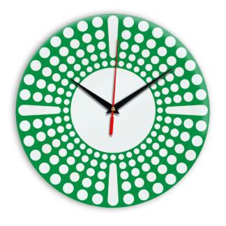 Настенные часы Ideal 958 зеленый