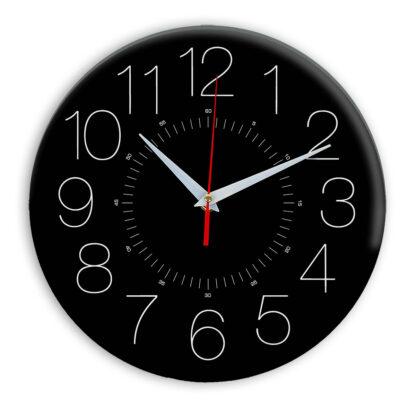 Настенные часы Ideal 959 черные