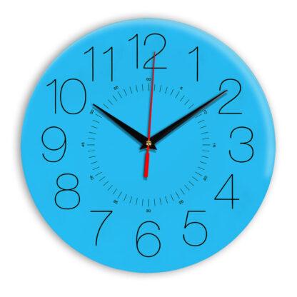 Настенные часы Ideal 959 синий светлый