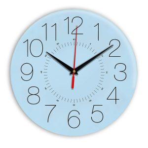 Настенные часы Ideal 959 светло-голубой