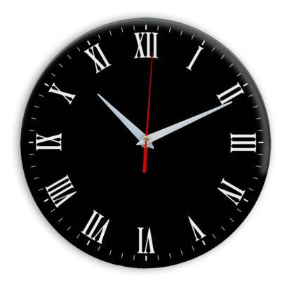 Настенные часы Ideal 960 черные