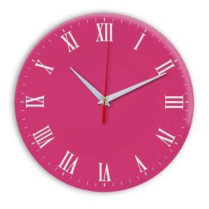 Настенные часы Ideal 960 розовые