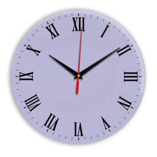 Настенные часы Ideal 960 сиреневый светлый