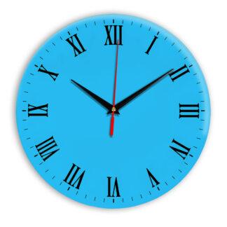 Настенные часы Ideal 960 синий светлый