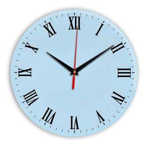 Настенные часы Ideal 960 светло-голубой