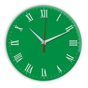 Настенные часы Ideal 960 зеленый