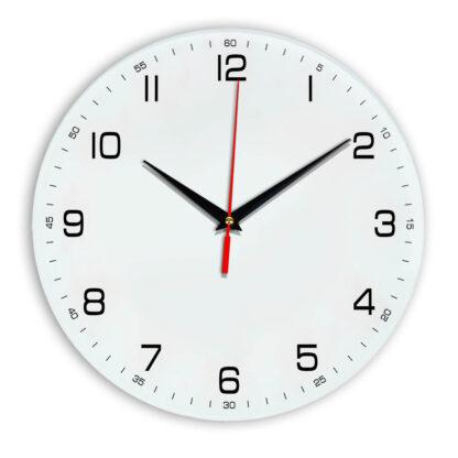 Настенные часы Ideal 961 белые