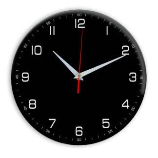 Настенные часы Ideal 961 черные