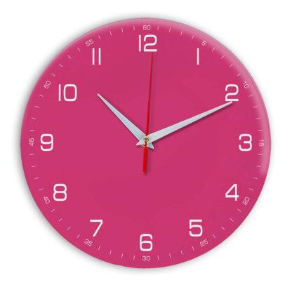 Настенные часы Ideal 961 розовые