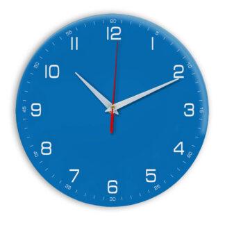 Настенные часы Ideal 961 синий