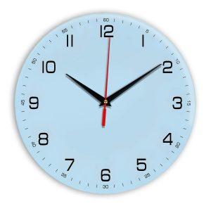 Настенные часы Ideal 961 светло-голубой