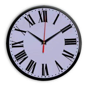 Настенные часы Ideal 964 сиреневый светлый