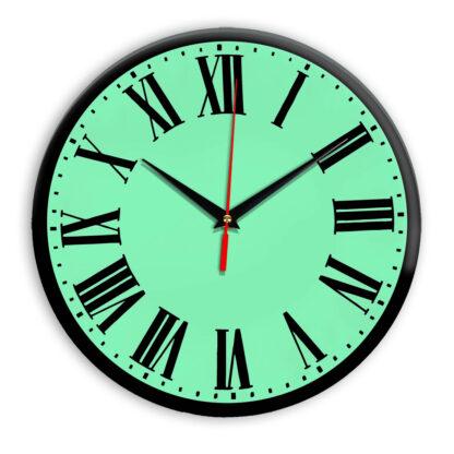 Настенные часы Ideal 964 светлый зеленый