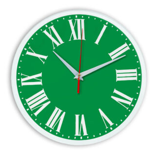 Настенные часы Ideal 964 зеленый