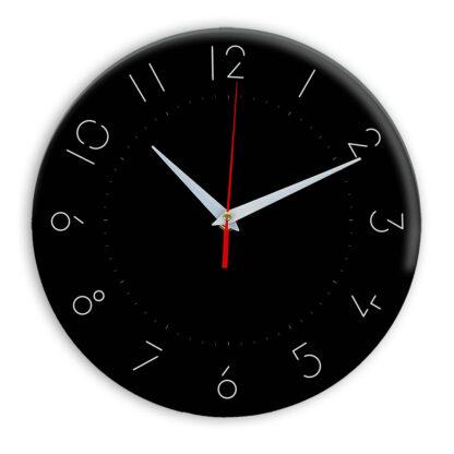 Настенные часы Ideal 994 черные