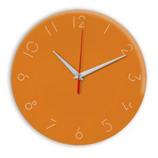 Настенные часы Ideal 994 оранжевый