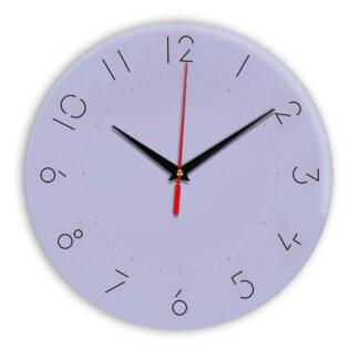 Настенные часы Ideal 994 сиреневый светлый