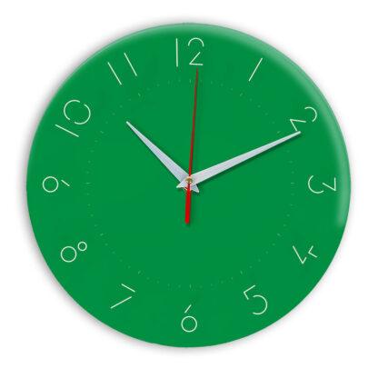 Настенные часы Ideal 994 зеленый