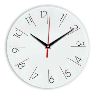 Настенные часы Ideal 995 белые