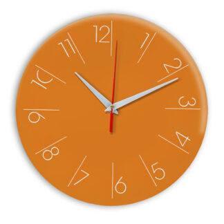Настенные часы Ideal 995 оранжевый