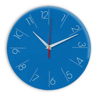 Настенные часы Ideal 995 синий