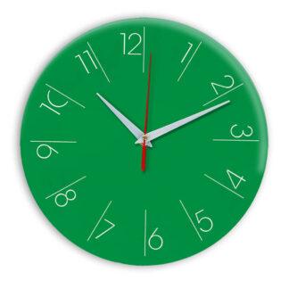 Настенные часы Ideal 995 зеленый