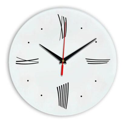 Настенные часы Ideal Modern-Roman-Wall белые