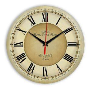 Настенные часы Ideal r350