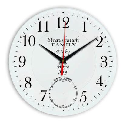 Настенные часы Ideal r351